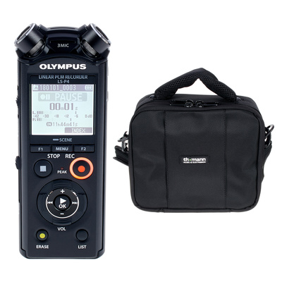 Olympus LS-P4 Bag Bundle