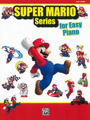 Alfred Music Publishing Super Mario Series Easy Piano