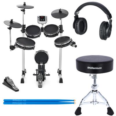 Millenium MPS-150X E-Drum Mesh Jr.Bundle