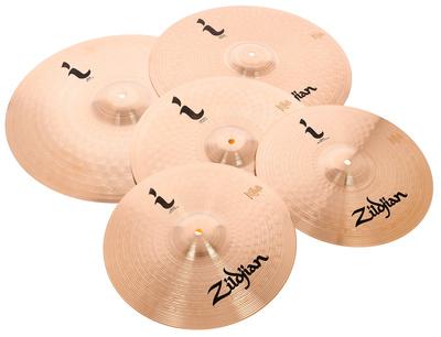Zildjian I Family Pro Gig Cymbal Set