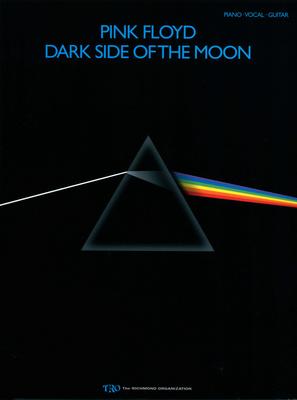 Hal Leonard Pink Floyd Dark Side Piano