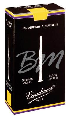 Vandoren Black Master Bb-Clarinet 5