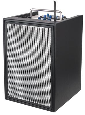 Elite Acoustics D6-8 MKII Acoustic Amp B-Stock