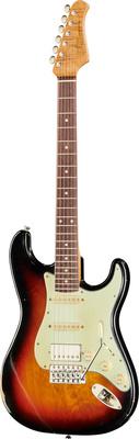 Xotic Guitars XSC-2 3TS RW Medium Aged