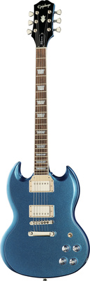 Epiphone SG Muse Radio Blue