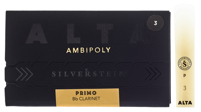 Silverstein PRIMO Bb-Clarinet 3