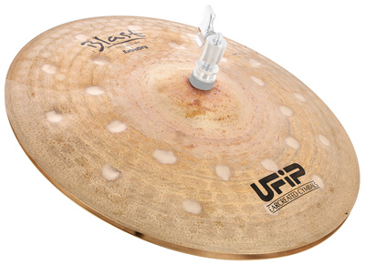 "Ufip 14"" Blast Extra Dry Hi-Hat"
