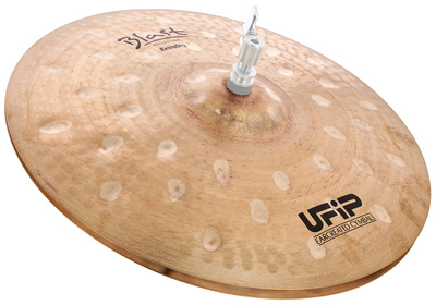 "Ufip 16"" Blast Extra Dry Hi-Hat"