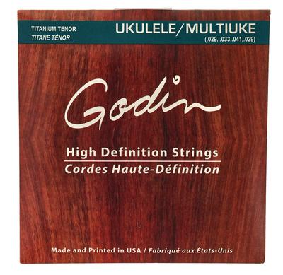 Godin Ukulele/Multiuke HD Strings