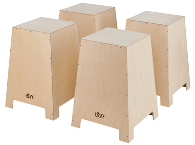 Baff Stackable Cajon Set