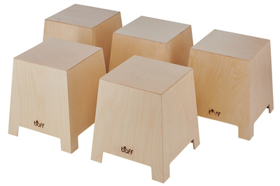 Baff Stackable Cajon Set Junior
