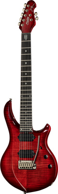Sterling by Music Man John Petrucci 7X Royal Red