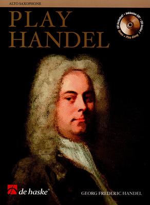 De Haske Play Händel Alto Sax