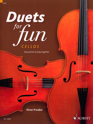 Schott Duets for Fun Cello