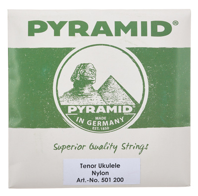 Pyramid Tenor Ukulele Nylon String Set