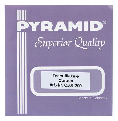 Pyramid Tenor Ukulele CarbonString Set
