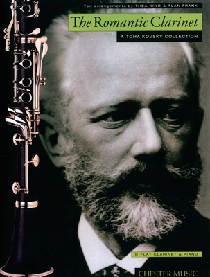 Chester Music Tchaikovsky Romantic Clarinet