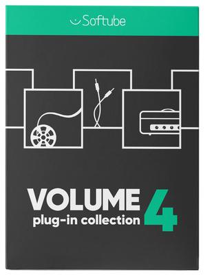 Softube Volume 4 Upgrade Volume 3