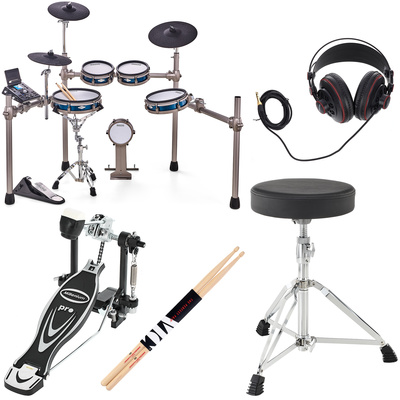 Simmons SD1200 E-Drum Set Bundle