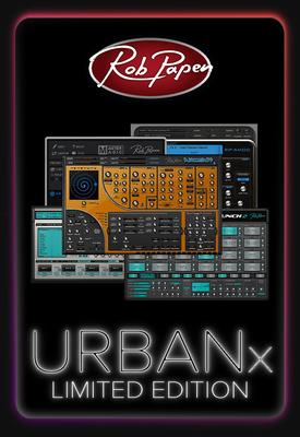 Rob Papen Urban-X Bundle