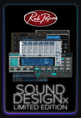 Rob Papen Sound Design-X Bundle