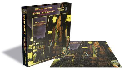 Plastic Head Jigsaw Puzzle David Bowie