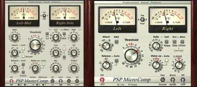 PSP Audioware PSP MasterComp