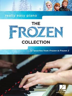 Hal Leonard Really Easy Piano Frozen Coll