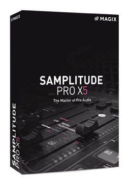 Magix Samplitude Pro X5 Upgrade