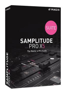 Magix Samplitude Pro X5 Suite EDU