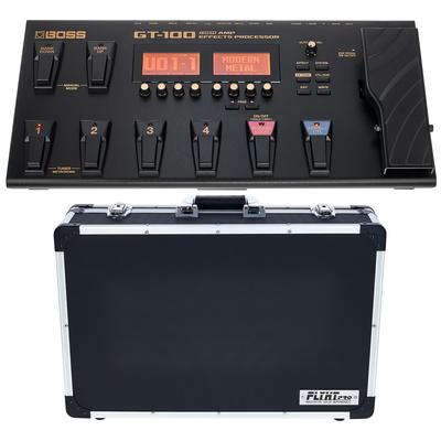 Boss GT-100 Bundle