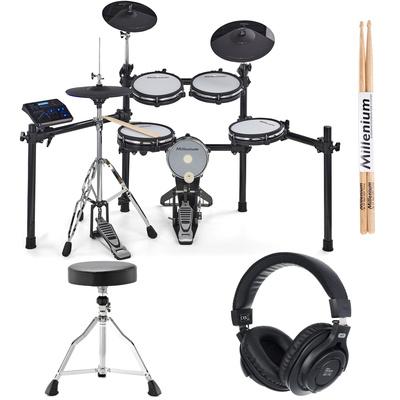 Millenium MPS-750X E-Drum Mesh Se Bundle