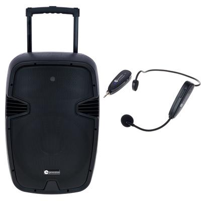 Fun Generation BP 115 A Headset Bundle