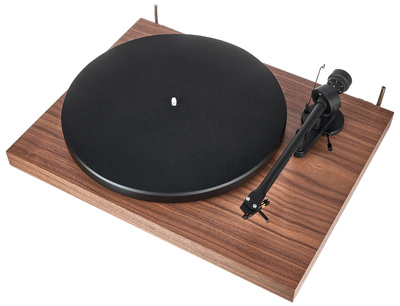 Pro-Ject Debut RecordMaster walnut