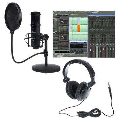 the t.bone SC 420 USB Podcast Bundle