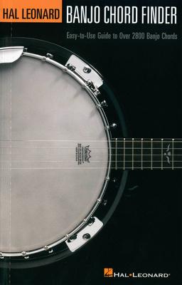 Hal Leonard Banjo Chord Finder