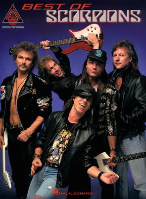 Hal Leonard Best Of Scorpions