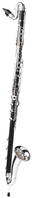 F.A. Uebel 740 Bb- Bass Clarinet low C