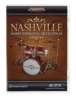 Toontrack EZX Nashville