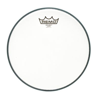 "Remo 13"""" Diplomat Coated"