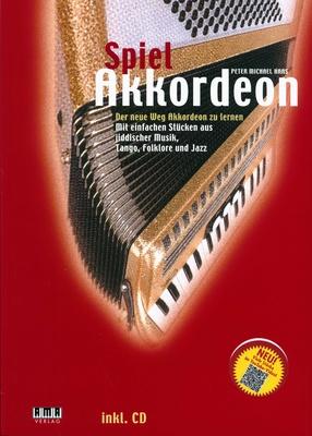 AMA Verlag Spiel Akkordeon Schule Vol.1