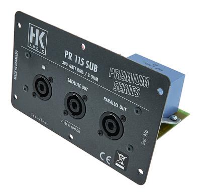 Frequenzweiche für PR115 Sub