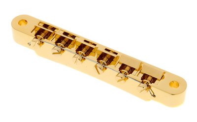 ABR-1 Tune-o-matic Steg goldfarben
