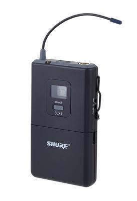 Vente Shure SLX 1 / S6