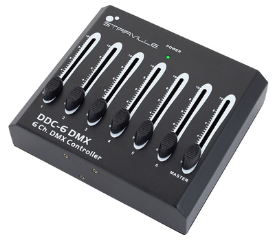 DDC-6 DMX Controller