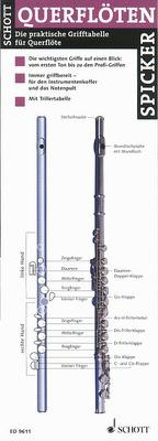 Schott Querflöten-Spicker