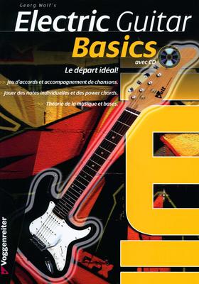 Voggenreiter Electric Guitar (Französisch)