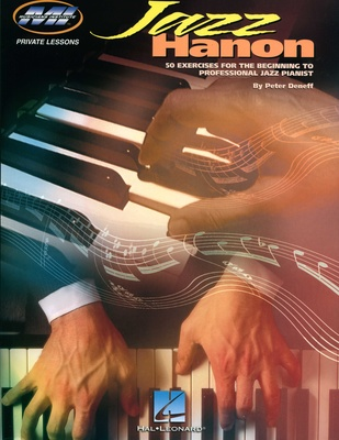 Musicians Institute Press Jazz Hanon Piano