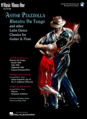 Music Minus One Piazzolla Histoire Du Tango
