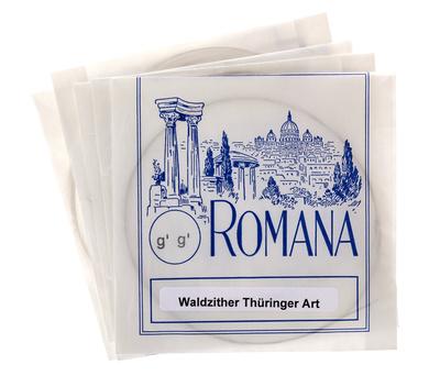 Romana Thuringian Waldzither Strings